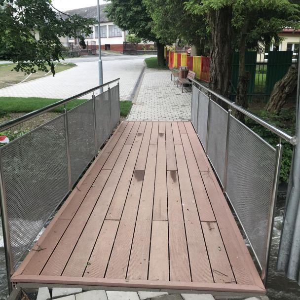 Revitalizácia plôch verejnej zelene v centre obce Vyšná Šebastová