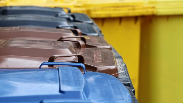 POZOR,  zmena vo zvozovom kalendári odpadu