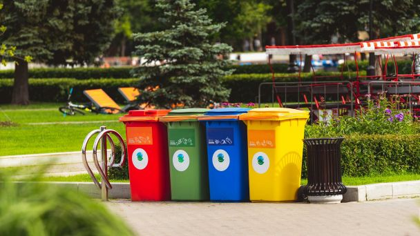 Kalendár odvozu odpadu na rok 2021